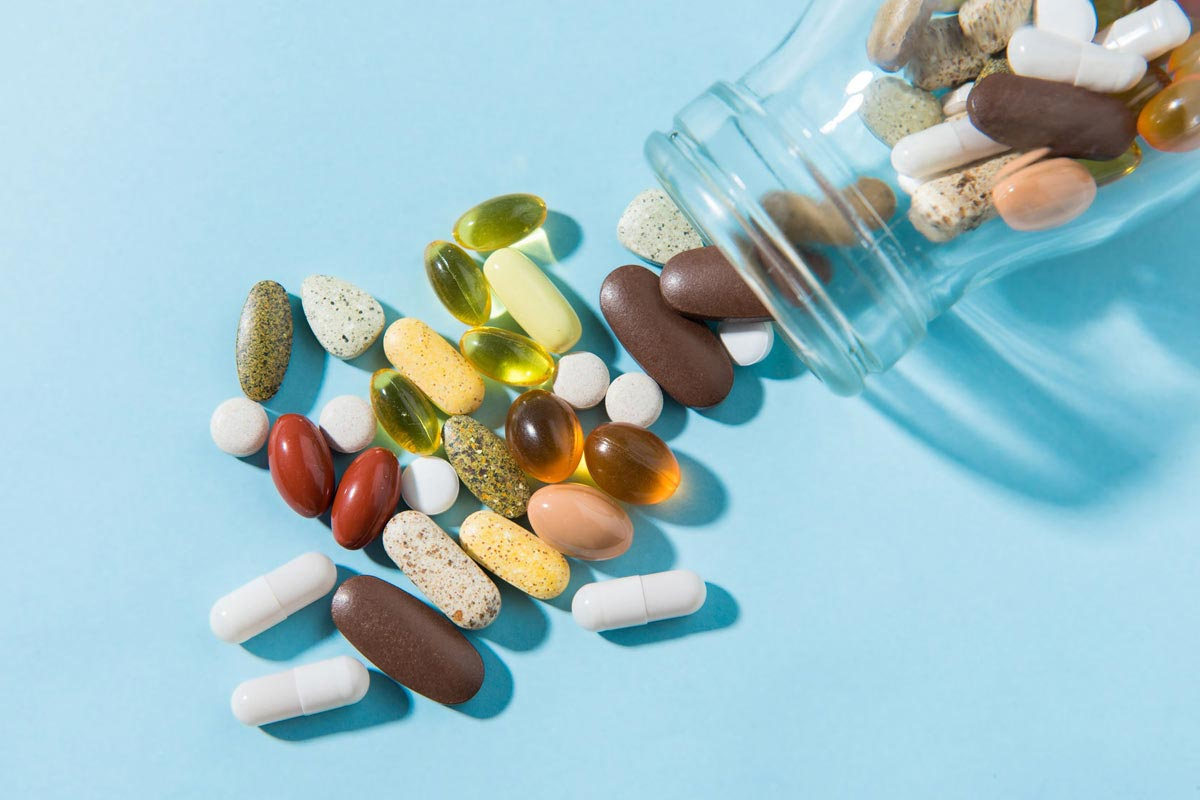Pharmaceutical-Grade Supplements